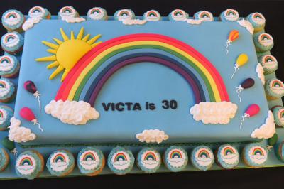 VICTA 30 birthday