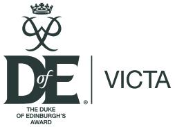DofE VICTA logo
