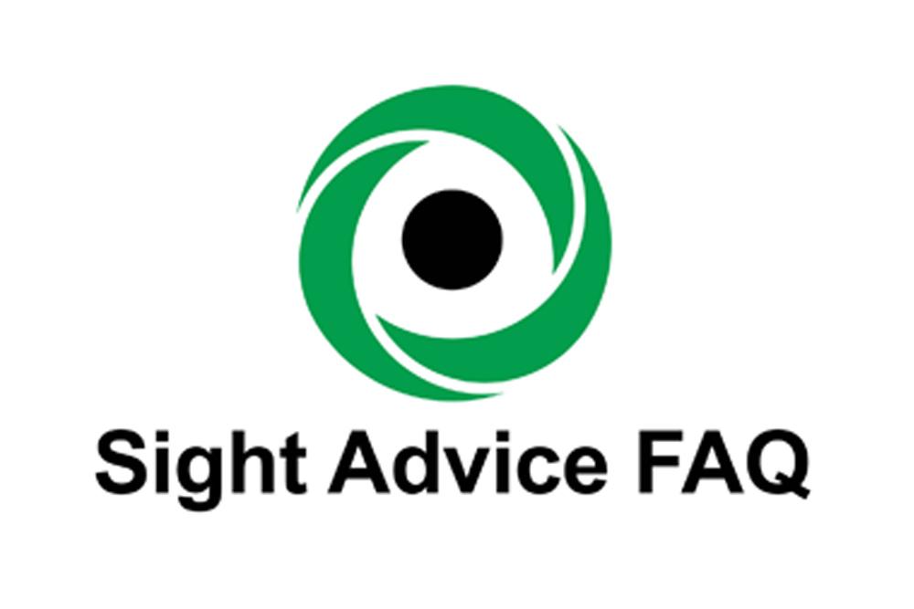 Sight Advice FAQ