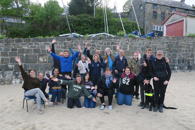 The VICTA group in Wales