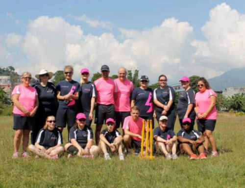 VICTA Supports Britain's First Blind Cricket Team