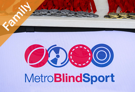 Metro blind sport