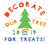 Decorate our tree for treats