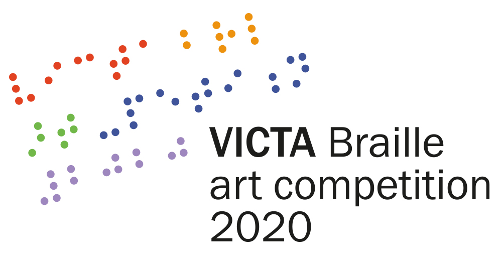 Braille art competition