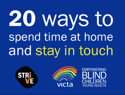 20 ways to spend time at home and stay in touch