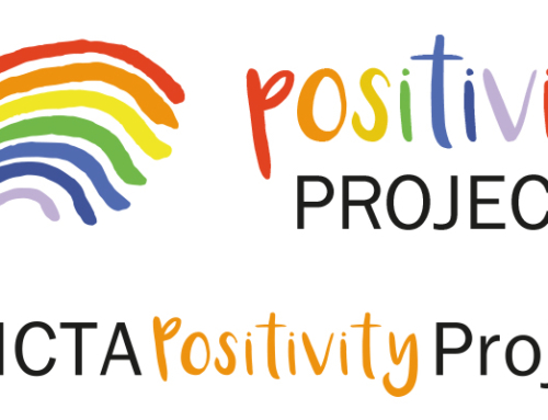 Be part of our VICTA Positivity Project
