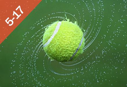 VI Tennis 5-17 years