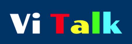 VI Talk Logo