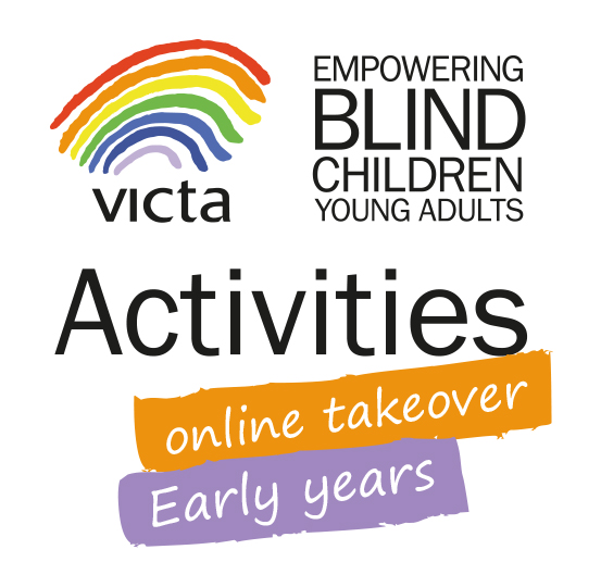 VICTA Activities online takeover - Early years