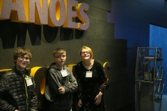 Pre-Teen Science Day, Natural History Museum