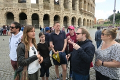 Rome Cultural Trip for 18 to 29 years, May 2018